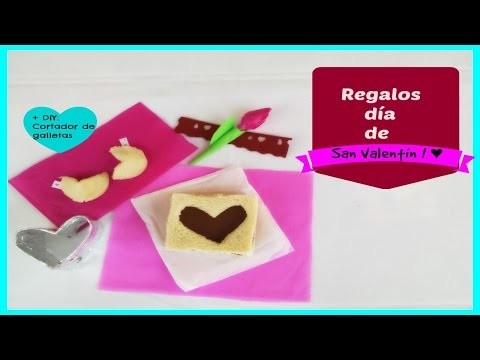 Diy Regalos Dia De San Valentin Ideas Regalos Postre Facil