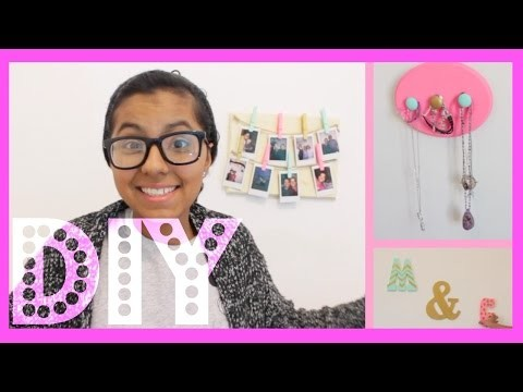 ღDECORA TU CUARTO! | DIY Room Decor