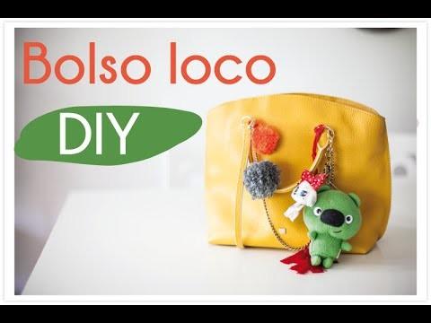 DIY Bolsos decorados muy originales
