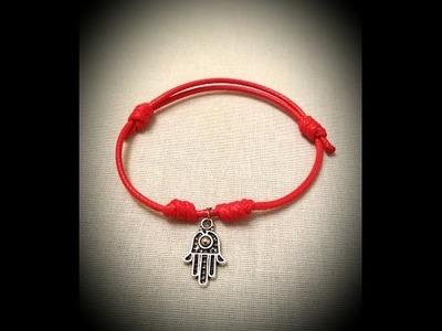 Tutorial pulseras faciles ( bracelets )