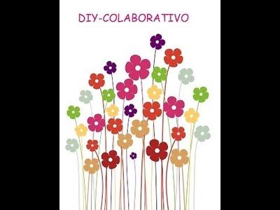 DIY-COLABORATIVO DE PRIMAVERA