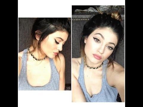 DIY Collar de cadena Kylie Jenner