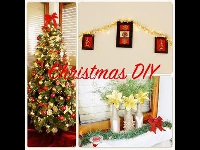 DIY - Decoracion de Navidad