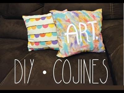 COJINES DECORATIVOS DIY · PP ARTS