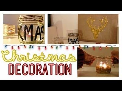 ¡Decora tu cuarto en Navidad! ❅ DIY - Laia Martín