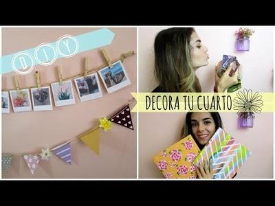 Decora tu cuarto este verano -DIY | Celhelíz