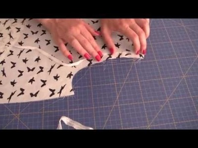 DIY Cómo poner la cinta fliselina moldeable
