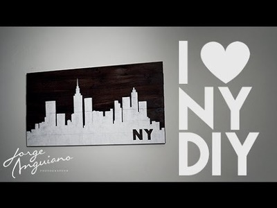 DIY · Nueva York · Decor.Design · Jorge Anguiano