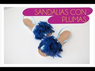 DIY Sandalias de moda