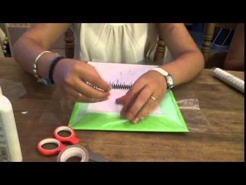 Redecora fácilmente tu material escolar | Easily DIY ways to decorate your school supplies
