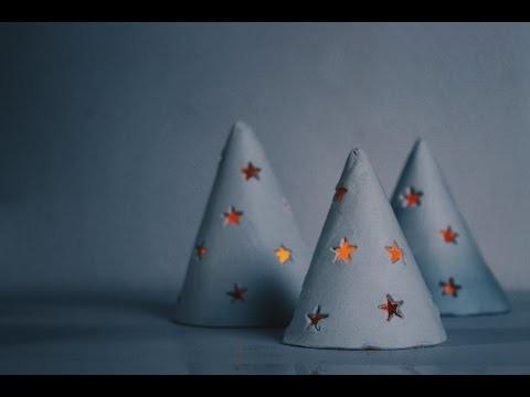 Decoración de Navidad DIY - Cloudlet