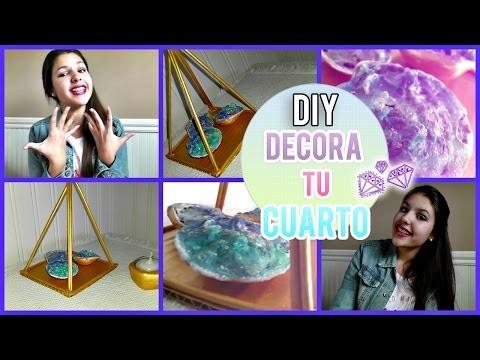 ►DIY: Decora tu cuarto || Estilo tumblr & Urban Ou