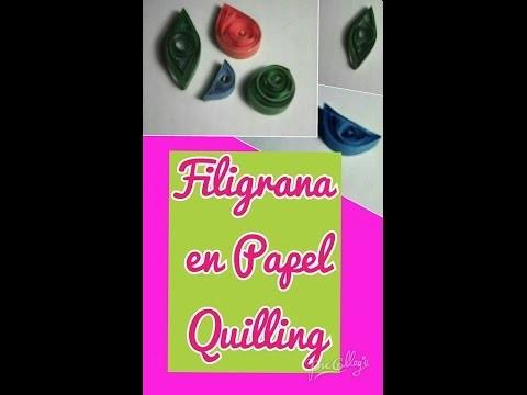 """Como hacer la aguja para Filigrana """"Quilling"""" DIY"""