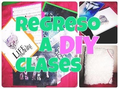 DIY | Regreso a Clases 2016 | Cuadernos ♥ Separadores ♥ Carpeta