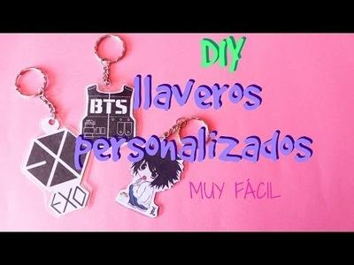 HAZ TUS PROPIOS LLAVEROS ☆ DIY ☆ K-pop, ANIME Y MÁS.☆- Akane.