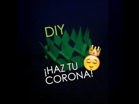 ¡HAZ TU CORONA! - DIY