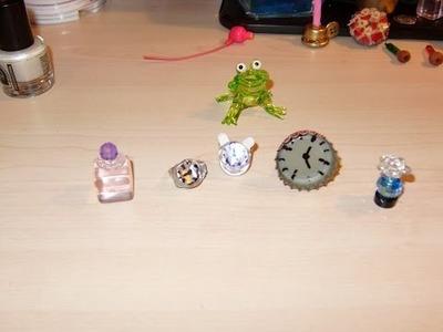 Miniatura DIY Relojes para tus muñecas
