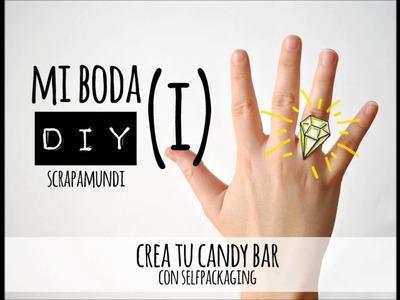 Mi Boda DIY (I) Crea tu propio Candy Bar