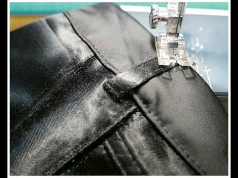 DIY : Cómo aumentar la cintura de un pantalón