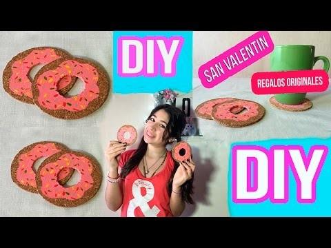 DIY ♥ DONAS - REGALO ORIGINAL para SAN VALENTIN ♥ Celeste Lofaro