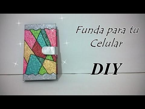 DIY! Funda para Tu Celu!