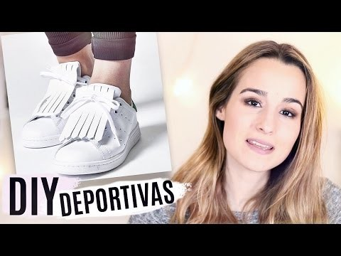 DIY zapatillas inspiradas en Marc Jacobs