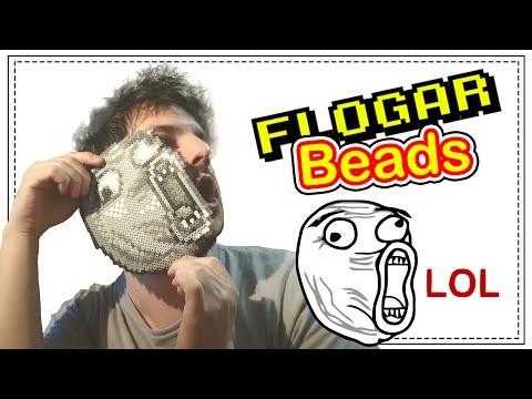 LOL MEME - DIY- Tutorial Pearl.Hama Beads para Gamers - FloGar o.O