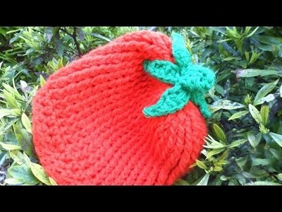 Crochet Aplique de Hojas Verdes | Estilo Amigurumi ☆