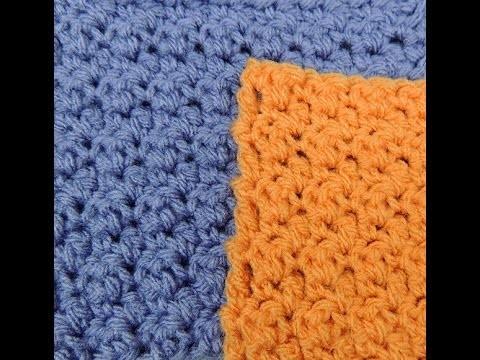 Crochet : Punto Arroz