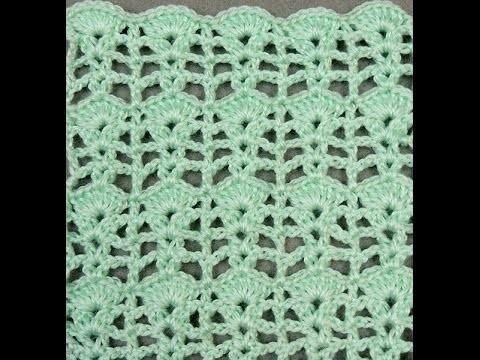 Crochet: Punto Combinado # 7
