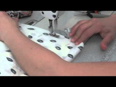 Como hacer Una Blusa Circular Escote Halter - How To Make A Halter Blouse