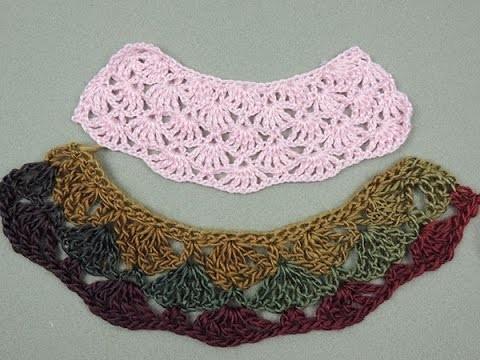 Crochet: Punto Fantasia # 19