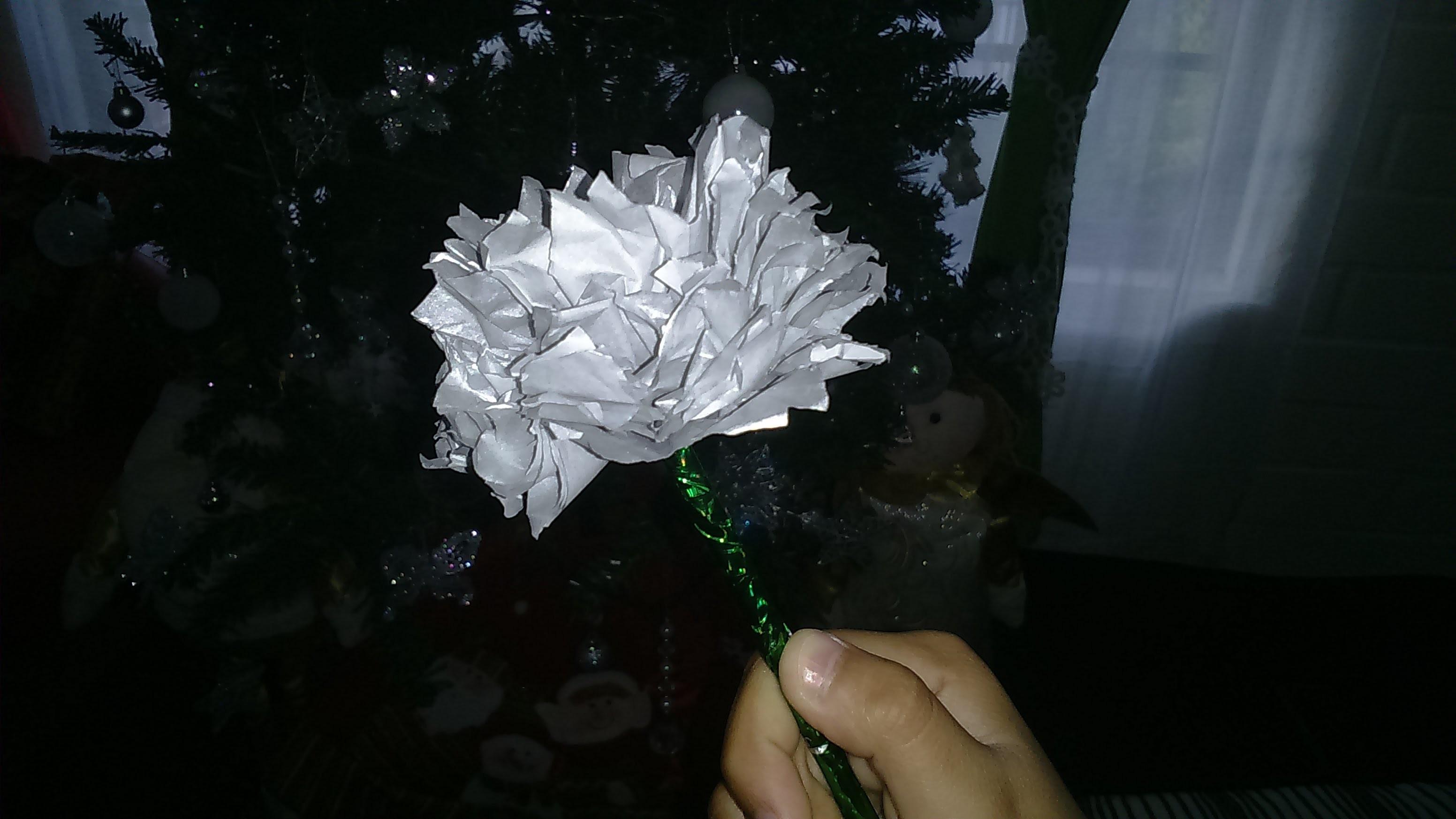DIY flores de papel | Manualidades Fáciles