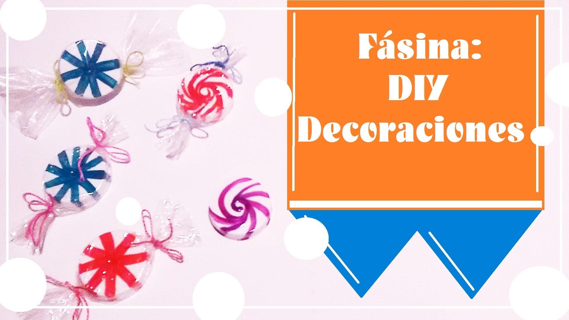 Fásina: DIY Decoraciones -Manualidades.Reciclaje