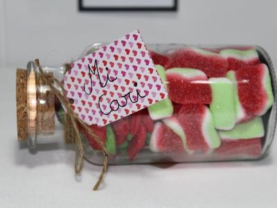 Regalo original y sorprendente. DIY idea chulísima para envolver tus regalos.