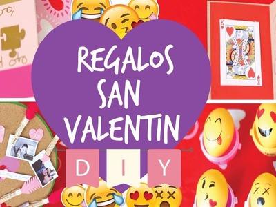 REGALA EMOJIS DIY San Valentin ❤ - Mariale