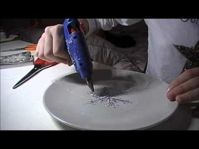 DIY Copos De Nieve - NAVIDAD -