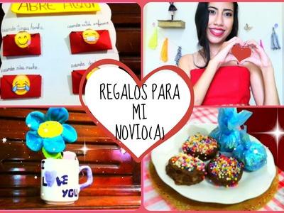 DIY REGALOS PARA MI NOVIO(A)♥| Ideas súper fáciles - AngieStyle