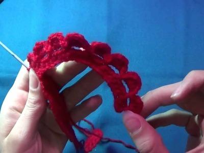 Crochet: Rosa fácil de tejer.