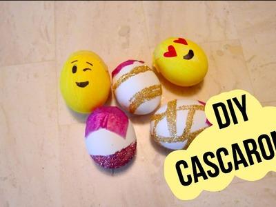 DIY decora tus cascarones! || Lizkaren Diaz