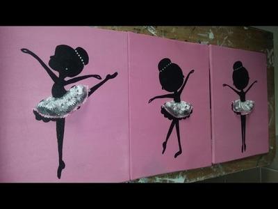 Bailarinas con tutu ,en 15 minutos DIY