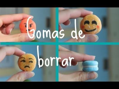DIY-¡¡GOMAS DE BORRAR!! (fácil)-Cynthia