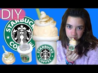 Cómo hacer un Labial de Starbucks con masa elástica