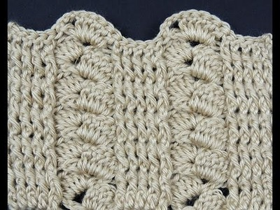Crochet: Punto en Relieve # 7
