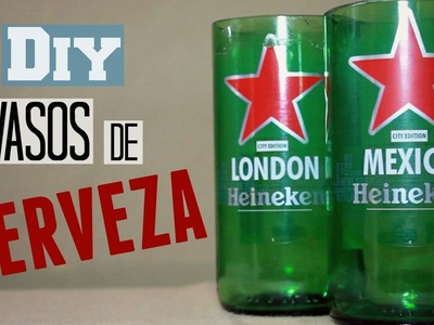 DIY ♂ Crea tus vasos con botellas   MenaBlomster