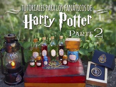 DIY de Harry Potter (PARTE 2) | MEGATUTO DREEN