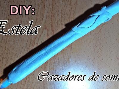DIY Estela de Cazadores de Sombras ~ Lectora de 1994