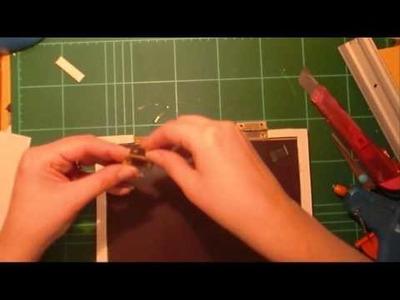 DIY Herramienta de estampación (MISTI)