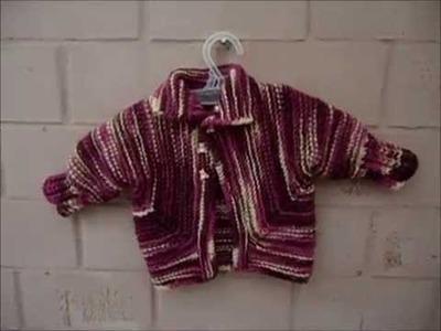 Baby Surprise Jacket. Tutorial en Español