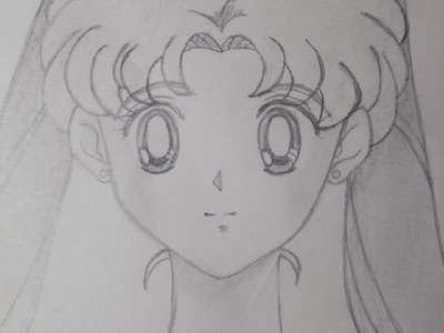 Cómo dibujar a Usagi Tsukino o Sailor Moon? ✎ How to draw Sailor Moon? *♥*Mysteria*♥*